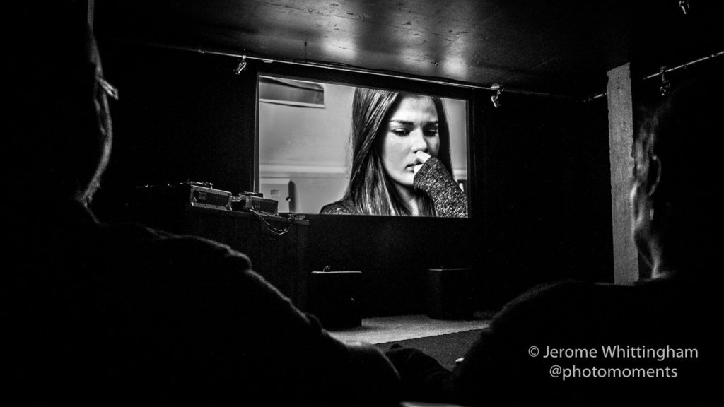 Nothing screening. Pic by Jerome Whittingham