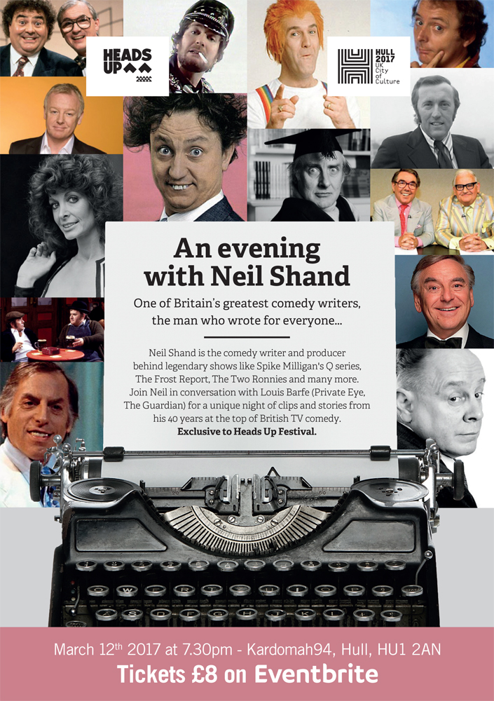 An Evening With Neil Shand