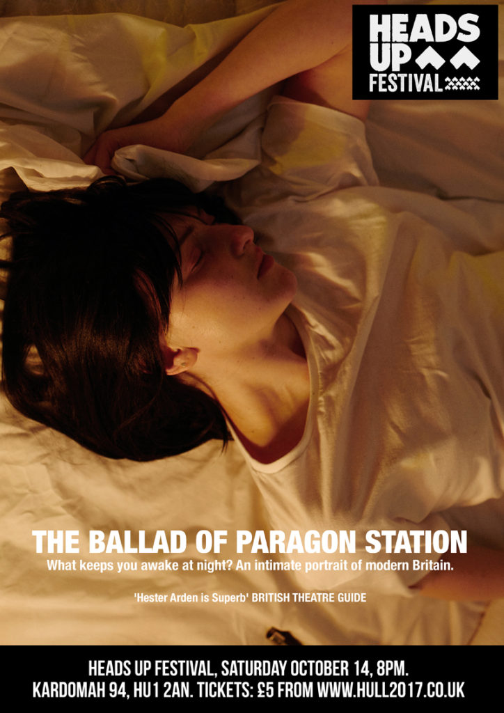 The Ballad of Paragon Station